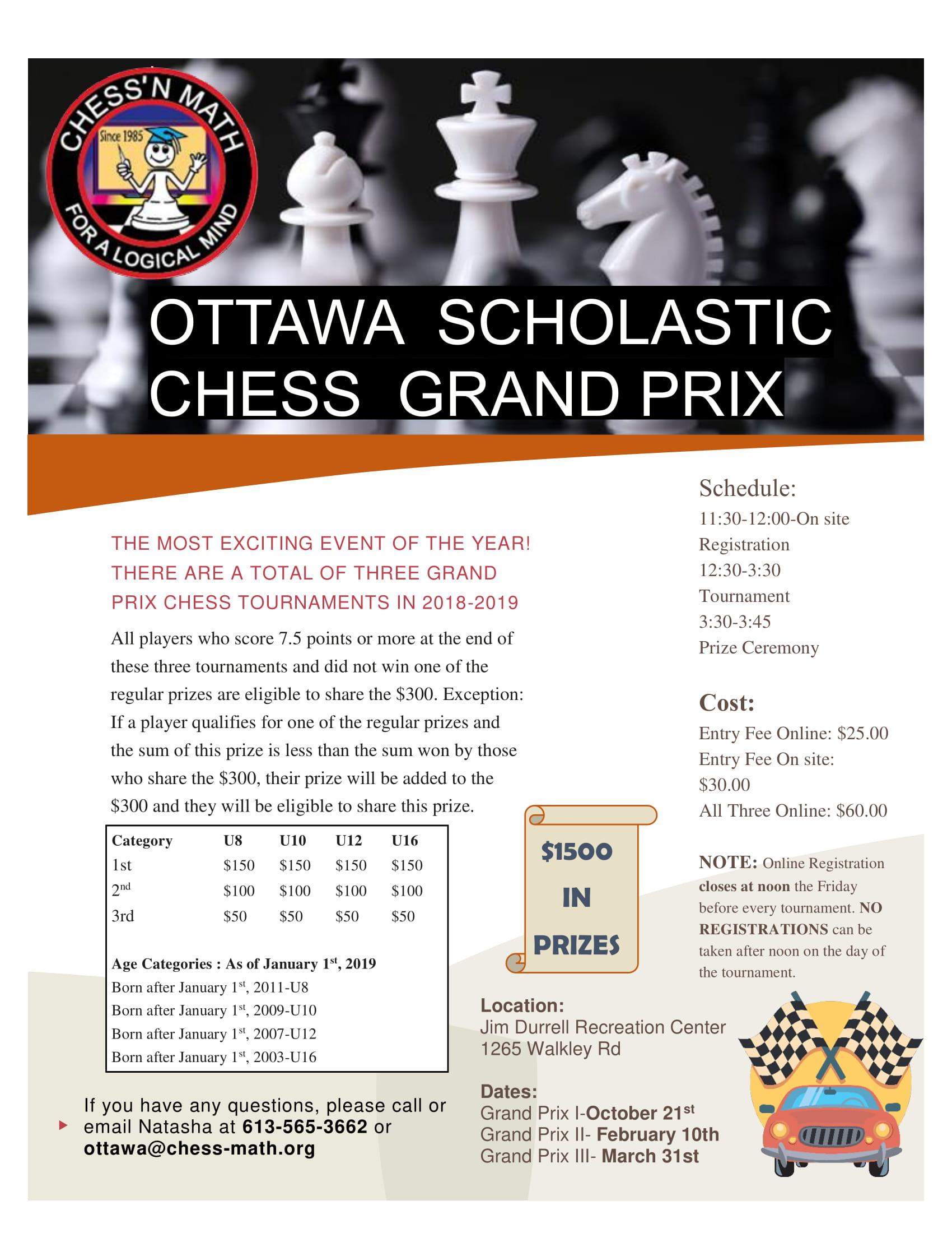 Grand Prix Ottawa 2018-2019