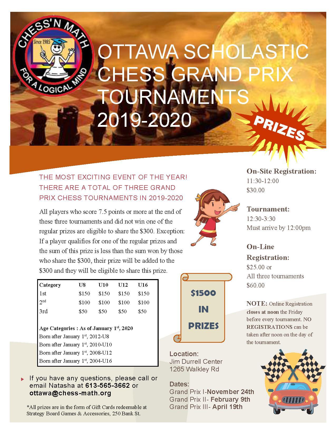 Grand Prix 2019-2020