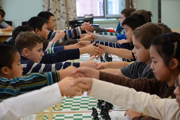 The best way to become a good player | Chess'n Math Association